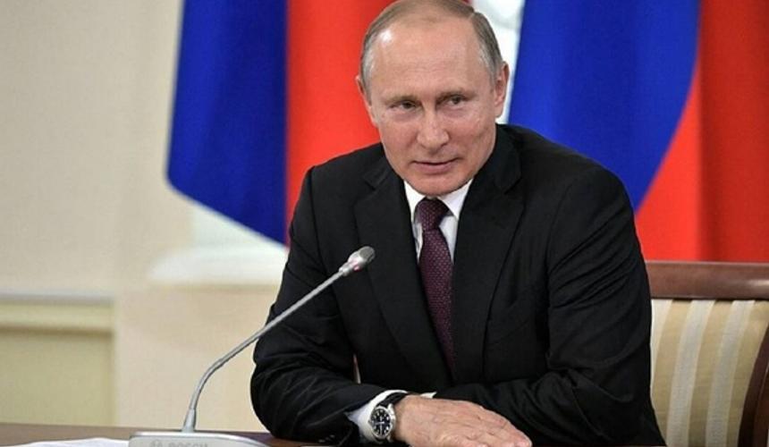 Владимир Путин. Сегодняшний день