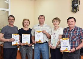 Сергей Жевакин, Марина Гришина, Дмитрий Князьков, Валентина Домнина, Александр Беляков.