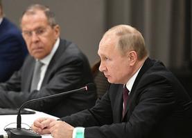 Автор: ©Пресс-служба Президента России