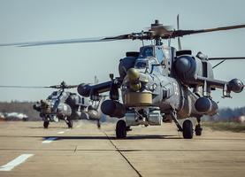 Ми-28 «Ночной охотник» Фото: mota.ru