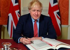 Фото: офис премьер-министра Великобритании
