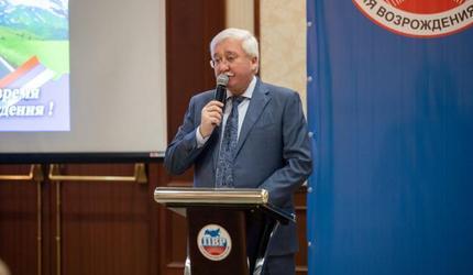 Игорь Ашурбейли об итогах работы и новых задачах развития ПВР на будущие годы