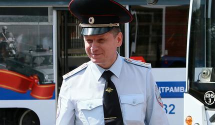 Столичный глава ГИБДД  ушел в отставку