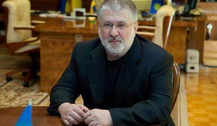 Игорь Коломойский вернулся на Украину