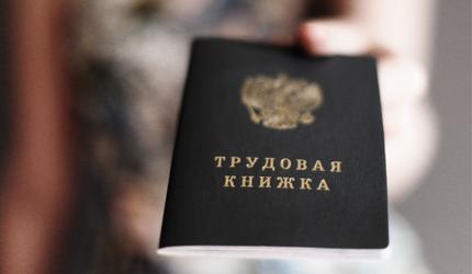 ПФР оцифровал трудовые книжки всех россиян