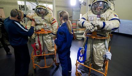 Земная проблема космонавтов