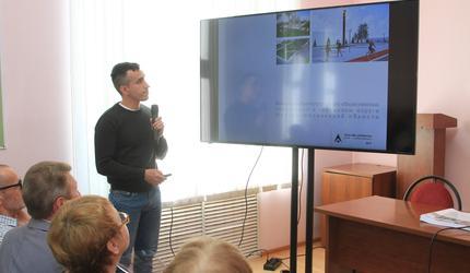 Концепцию благоустройства общественных территорий обсудили в Шатуре