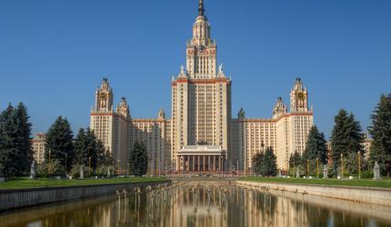 МГУ вновь вошел в список 100 лучших вузов страны