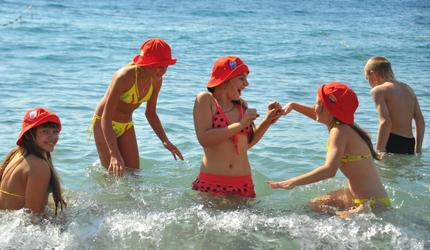 Более 70 детей из Люберец отправились отдыхать по льготным путёвкам на море