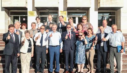 В Люберцах подписано соглашение о создании текстильного кластера