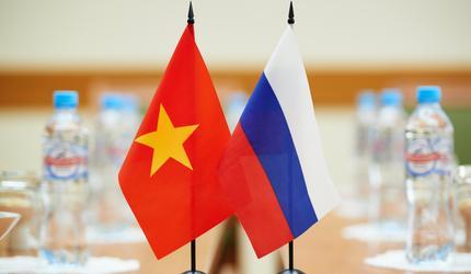 Россия и Въетнам. ПМЭФ