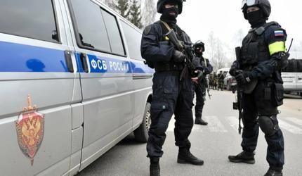 ФСБ задержала в Крыму восемь исламистов
