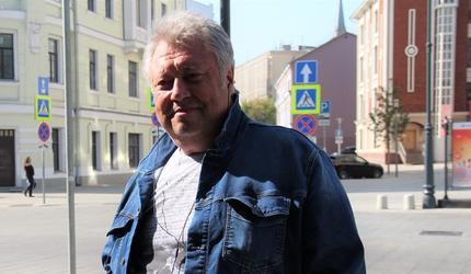 Народному артисту России Сергею Степанченко - 60