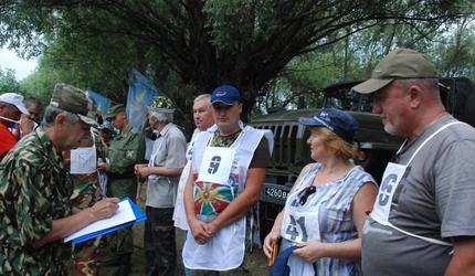 Рыбацкий фестиваль «Ветеран-2019»