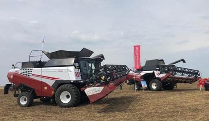 Ростсельмаш представил TORUM 770 для аграриев Румынии