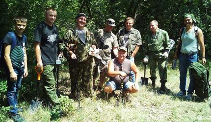 Поисковики ДОСААФ установили фамилию одного из безымянных защитников Севастополя
