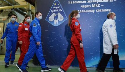 В ИМБП РАН закончился «полет на Луну»