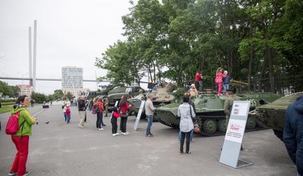 Форум «Армия-2019» прошел в Приморье