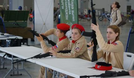 ДОСААФ России провело соревнования по мотобиатлону и практической стрельбе