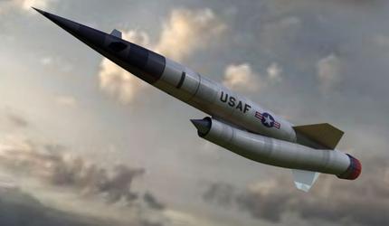 Циркумпланетные ракеты с ядерным двигателем «Плутон» и «Буревестник»