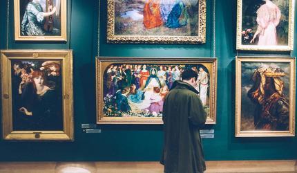 Картины бывшего министра финансов отдадут музею