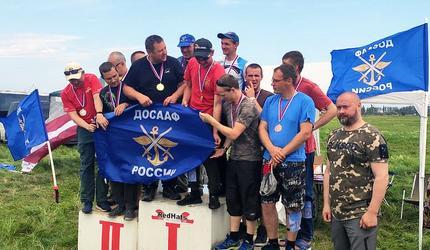 Первый чемпионат ДОСААФ России по спорту сверхлегкой авиации