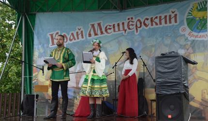 Выставка-ярмарка народных промыслов прошла в селе Кривандино