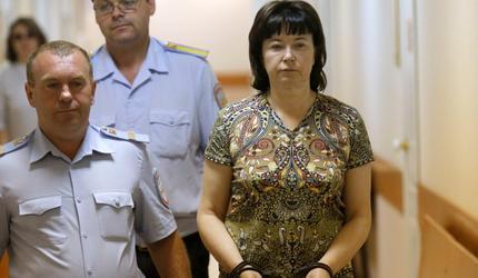 Бывшая жена Цеповяза останется под стражей