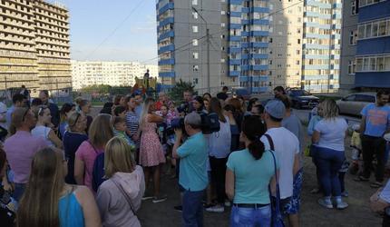 Мэр Красноярска ответил на реплику Андрея Караулова