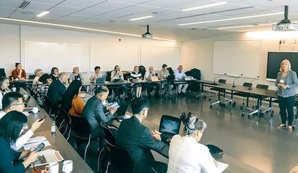 Руководство САФУ приняло участие в Форуме ректоров Университета Арктики