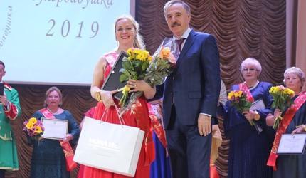 В подмосковных Люберцах завершился финал конкурса «Супербабушка-2019»