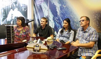 Космические достижения ЮЗГУ заинтересовали Гватемалу
