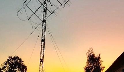 Клуб радиолюбителей «Спорадик» готовит достойные кадры