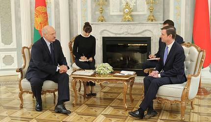 Радость Лукашенко: в США обратили внимание на Беларусь