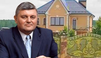 У экс-главы Клинского района Подмосковья изъяли имущество на 9 миллиардов рублей