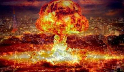Ядерная война пока «в картинках»