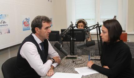 17 сентября на «Авторадио Шатура» прошла программа «Народ хочет знать»