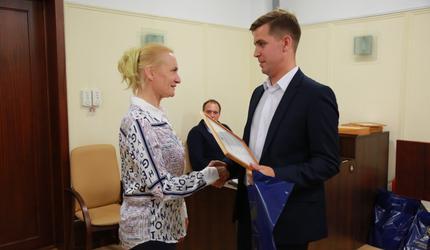 Люберчан наградили за помощь пострадавшим от наводнения в Иркутской области