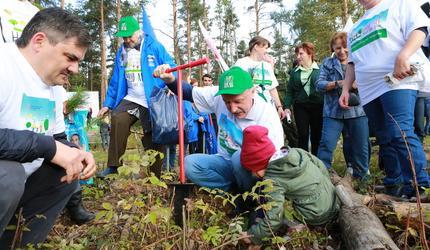 Глава подмосковных Люберец пригласил жителей округа принять участие в экоакции