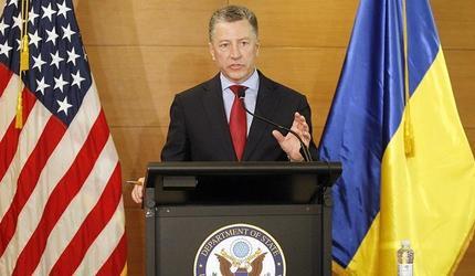 Украинский переполох: Курт Волкер подал в отставку