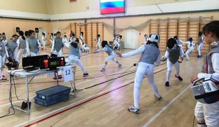 Призером турнира по фехтованию впервые стала спортсменка из Люберец