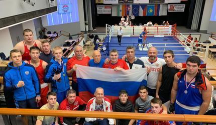 Житель подмосковных Люберец стал призером турнира по боксу в Праге
