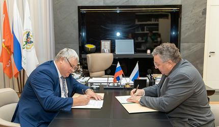 СПбПУ и СамГТУ заключили соглашение о сотрудничестве