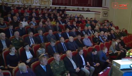 Председатель ДОСААФ посетил региональные учебно-методические сборы