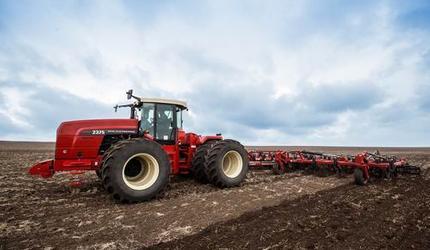 Трактор RSM 2375: взгляд владельца