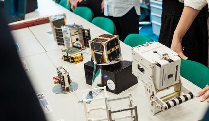 """Запуск двух малых спутников """"Ярило"""" для изучения Солнца."""