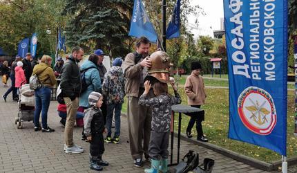 ДОСААФ приняло участие в празднике, посвященном Дню Сухопутных войск в Москве