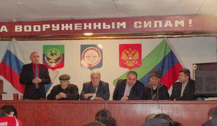 В автошколах ДОСААФ Дагестана торжественно открылся новый учебный год
