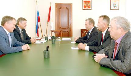 Рабочая поездка Александра Колмакова в Йошкар-Олу