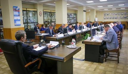 Состоялось первое заседание совета по профквалификациям в сфере антитеррора